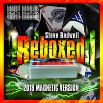 REBOXED BY STEVE BEDWELL MAGNETIC LOCKING VERSION