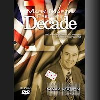 DECADE DVD SET BY MARK MASON