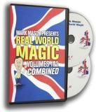 REAL WORLD MAGIC DVD SET BY MARK MASON