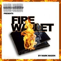 FIRE WALLET J B MAGIC