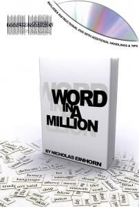 A WORD IN A MILLION BY NICHOLAS EINHORN