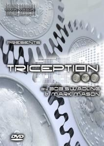TRICEPTION USA QUARTER SETS BY MARK MASON & BOB SWADLING